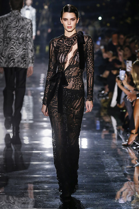 TOM FORD RUNWAY SHOW FALL 2020 LA